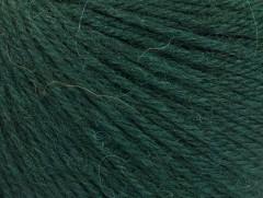 Baby Alpaka - tmavě zelená