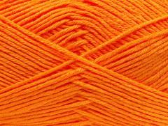 Baby antibakteriální - oranžová