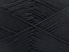 Baby bavlna 1 - černá