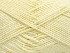 Baby bavlna 1 - citronově žlutá