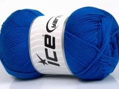 Baby bavlna 1 - královská modrá