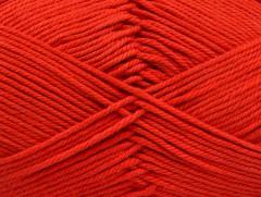 Baby bavlna 1 - oranžová