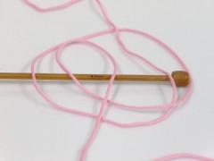 Baby bavlna 1 - růžová