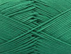 Baby bavlna 1 - smaragdově zelená