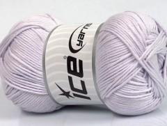 Baby bavlna 1 - světle fialová