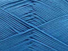 Baby bavlna 1 - světle modrá 1