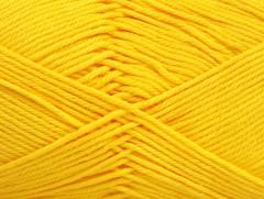 Baby bavlna 1 - žlutá