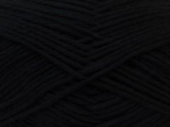 Baby bavlna - černá