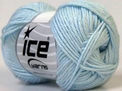Baby bavlna - dětská modrá