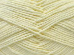 Baby bavlna - dětská žlutá