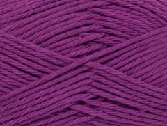 Baby bavlna - purpurová