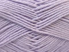 Baby bavlna - světle fialová