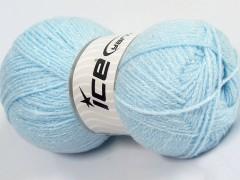 Baby cut - světle modrá