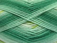 Baby design - zelené odstíny