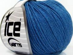 Baby letní  DK - jeansově modrá