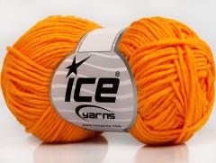 Baby letní  DK - oranžová