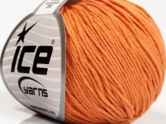 Baby letní  DK - světle oranžová