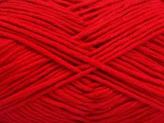 Baby letní  DK - tmavě červená