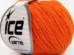 Baby modal - oranžová