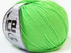 Baby summer - světle zelená