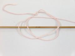 Bambus baby - pudrová růžová