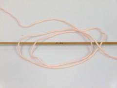 Bambus baby - světle lososová 1