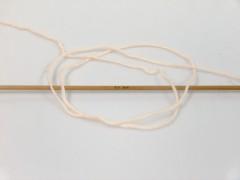 Bambus baby - světle lososová