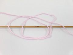 Bambus baby - světle růžová