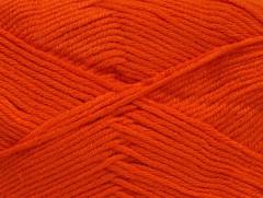 Bambus baby - tmavě oranžová