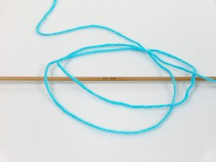 Bambus baby - tyrkysová
