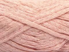 Bavlna Ibiza - světle růžová