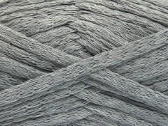 Bavlna Ibiza - světle šedá