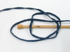 Bavlna Ibiza - tmavě jeansově modrá
