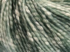 Bavlna pastel - šedobílá