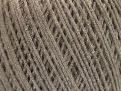 Bavlna Stella - béžovostříbrná