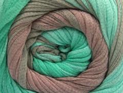 Bavlna tape color - mátovězelenovelbloudí