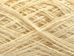 Bavlna žinilka fajn - krémová 1