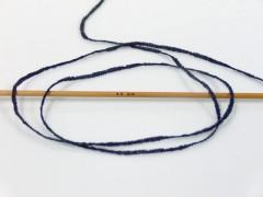 Bavlna žinilka fajn - tmavě námořnická