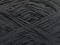 Bavlna žinilka fajn - tmavě šedá