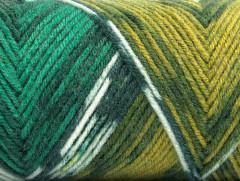 Bonito Ethnic - zelenožlutobílé odstíny