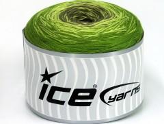 Cakes bavlna fajn - zelenokhaki