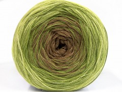 Cakes bavlna fajn - zelenovelbloudí