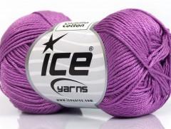 Camilla bavlna - fialová 1