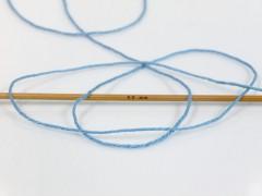 Camilla bavlna - jeansově modrá