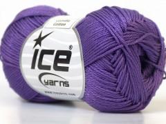 Camilla bavlna - purpurová