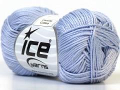 Camilla bavlna - světle fialová
