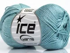 Camilla bavlna - světle modrá 1