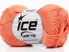 Camilla bavlna - světle oranžová 1