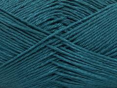 Camilla bavlna - tmavá modrozelená