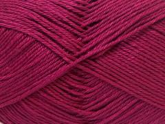 Camilla bavlna - tmavě fuchsiová